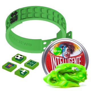 Display Armband mit Intellig. Knete (4 Farb.5 St)